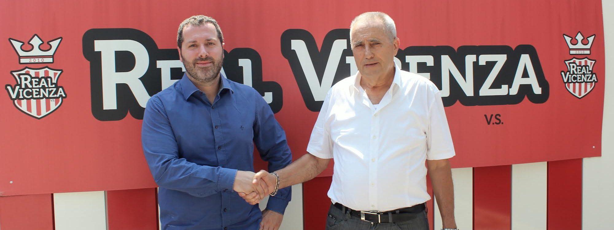 Ecco il nuovo Real Vicenza: parla il nuovo proprietario Davide Sannazzaro.