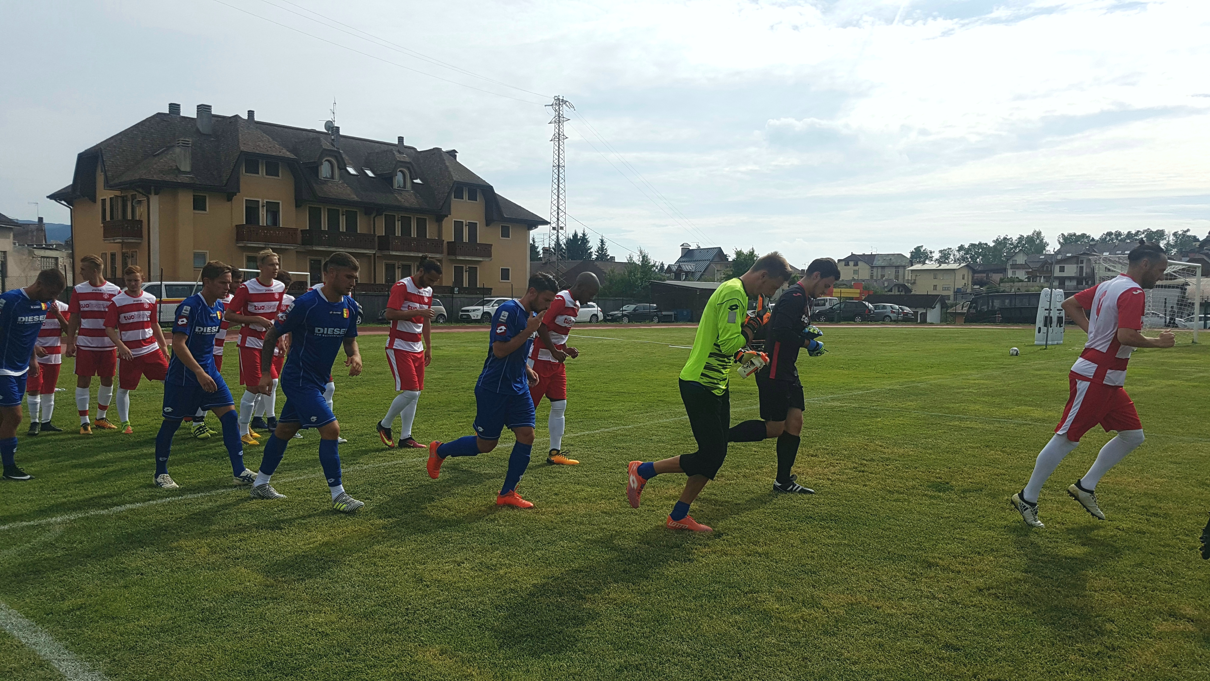 Bassano Virtus – Real Vicenza 6-0